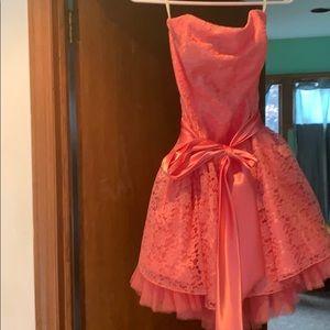 Jessica McClintalk  dress